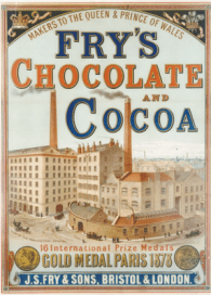 Cadbury Fry's Chocolate