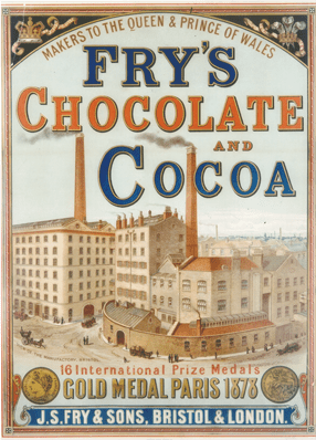 Cadbury Fry's Chocolate