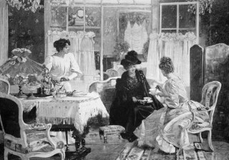 History of Tea in England