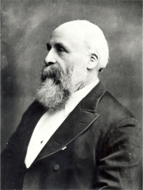 Richard Cadbury in his later years