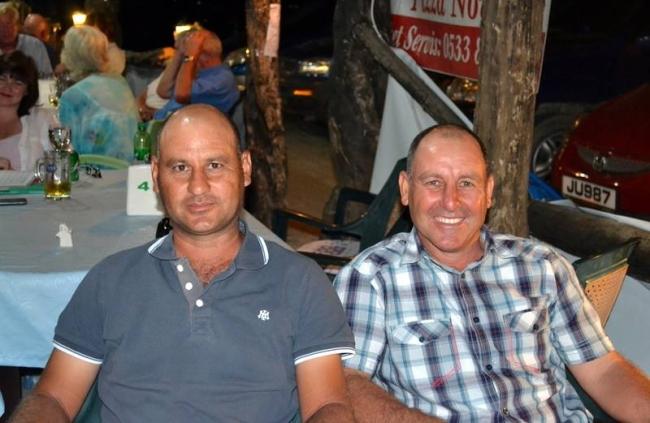 Ibrahim and Osman Uyanir