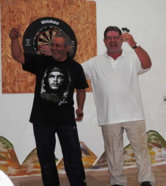 Cemal Gingi and John Swayne