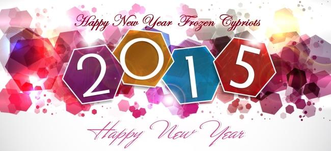 Frozen Cypriots welcome 2015