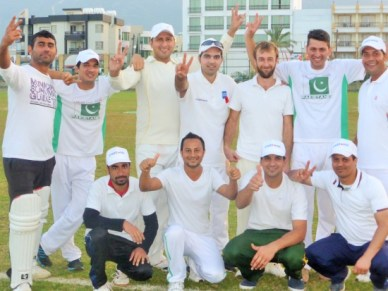 TRNC CC Happy with a big win