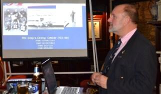 Commander Paul Jones talk