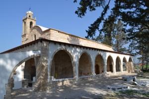 EU project to refurbish Agios Afksentios Church