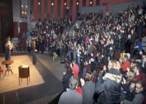 Standing ovation 2
