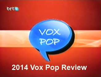 Vox Pop 2014 Review image