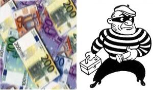 Burglar-euros