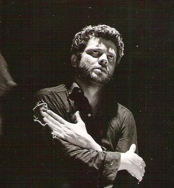 Kemal Tunc in theatre