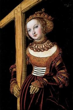 Saint Helena with the Cross -