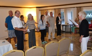 KADS rehearsal