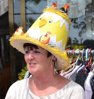 The winning Easter bonnet