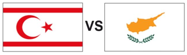 TRNC VS The Republic of Cyprus
