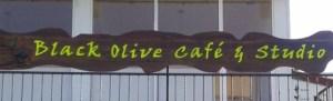 Black Olive Cafe banner