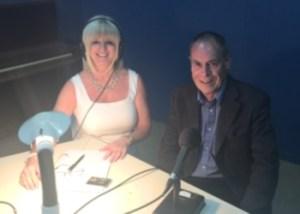 Denise Phillips and Ken Hibbitt