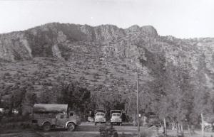 Encampment in Troodos