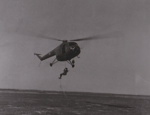 Helicopter training