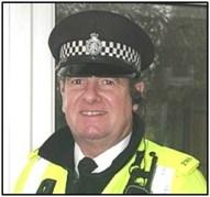 PC Laurence Jarra Brown MBE