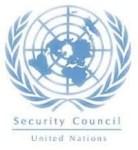 UN Security Council logo
