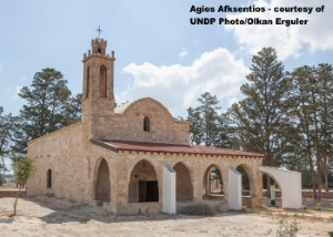 Agios Afksentios Church - UNDP Photo-Olkan Erguler