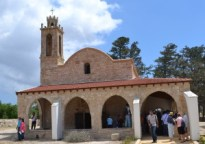 Ayios Afksentios Church