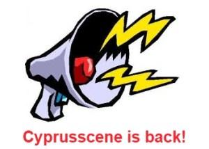 Cyprusscene.com is back