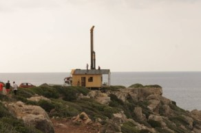 Building on the headland. Esentepe Beach Project Update. 29 June 2015
