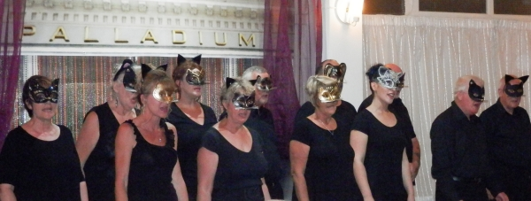 Girne Ensemble of Musicians and Singers show for Tulips