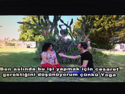 Marina Kyprigenea talking about Hetha Yoga