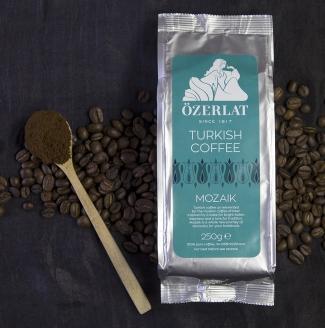 Ozerlat Mozaik Coffee brand