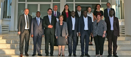 FM Çolak receives foreign politicians