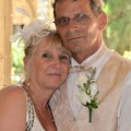 Happy Couple picture courtesy of Jean Clark