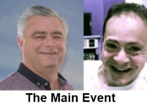 Steve Collard and Can Gazi on The Main Event image