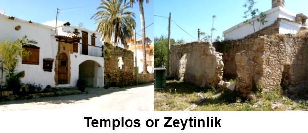 Templos or Zeytinlik