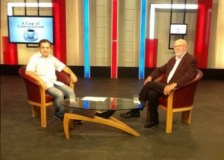 Can Gazi and I on BRTK TV - A Cup of Conversation