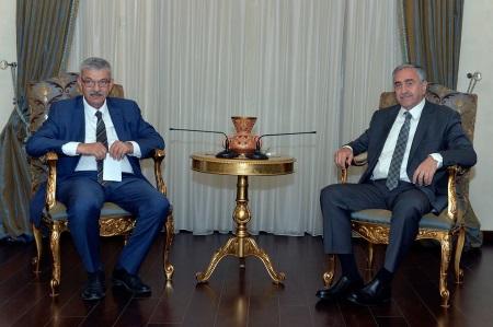 Omer Kalyoncu and Mustafa Akinci