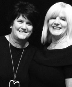 Mally Torris and Denise Phillips