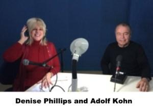 Denise Philips and Adolf Kohn image