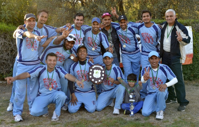 Mustangs Cricket Club