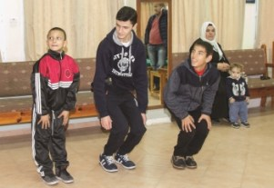 Karakum Special Needs School event 2