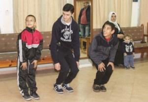 Karakum Special Needs School event 2