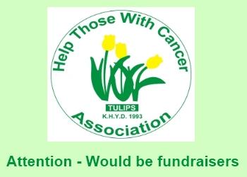 Tulips noyice to fund raisers image