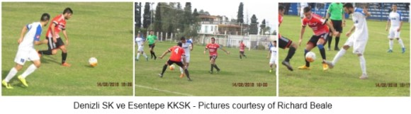 Denizli SK ve Esentepe KKSK - Pictures courtesy of Richard Beale image 2