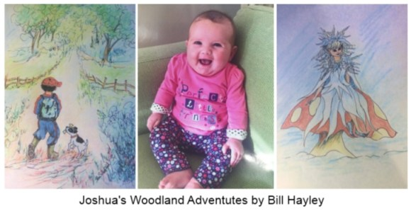 Joshua's Woodl;and Adventures