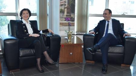 Oksana Tomova and Mehmet Harmanci