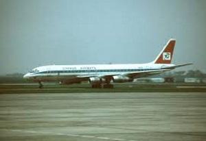 Cyprus Airways aircraft