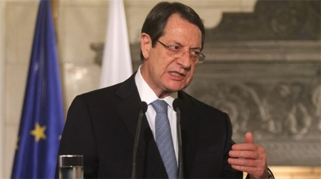 Anastasiades - Fruitful meeting