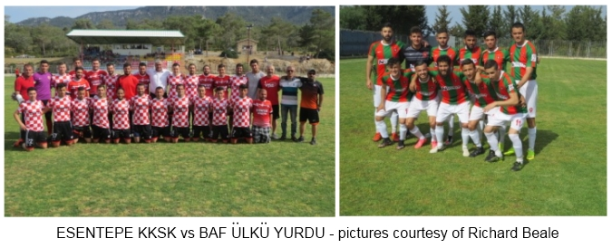 Esentepe KKSK vs Baf Ulku Yurdu - pictures courtsey of Riached Beale 1