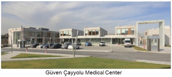 Guven cayyolu Medical Center